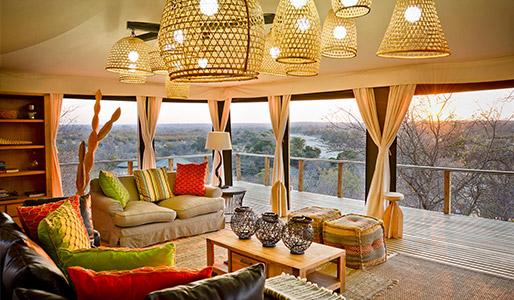 South Africa Safari Lodge