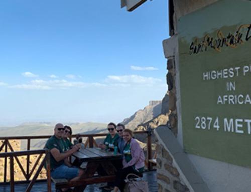 Lesotho – Kingdom in the Sky